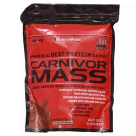 Carnivore mass 2 lbs 28 servings