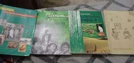 NCERT history , geography , politics , economics for class 9