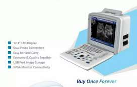 Portable Ultrasound apollo 7  with 1yr warranty