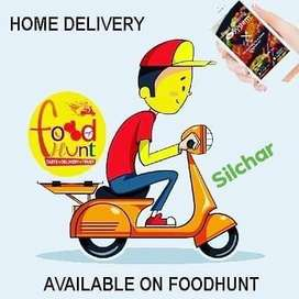 FoodHunt Delivery Runner (Male/Female) can apply.