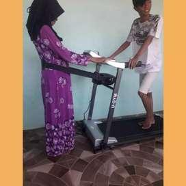 Alat Fitnes murah treadmil Elektrik Ugym 2f