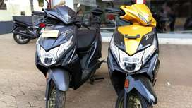 Get Brand New Honda Dio BS6 at low down payment