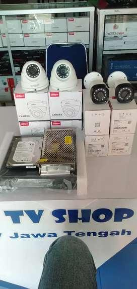 Jasa Instalasi Cctv Paket 4 Kamera Lengkap