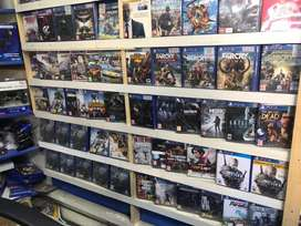 Ps4 Games For sale exchange rental game shop karachi cash on delivery