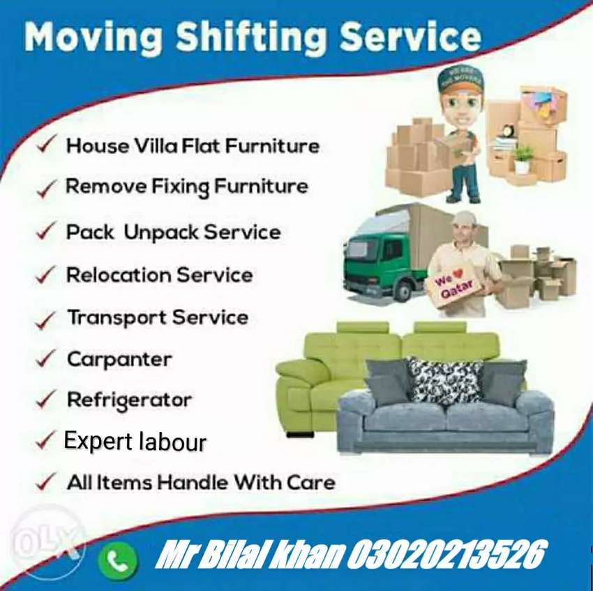 Home shifting services 0