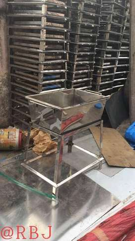 Manufacturer of Stainless steel Catering Dustbin