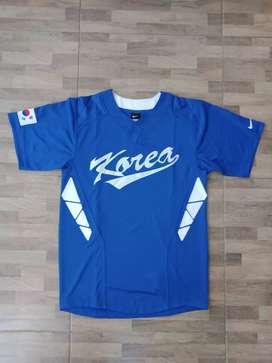 Korea baseball team Blue