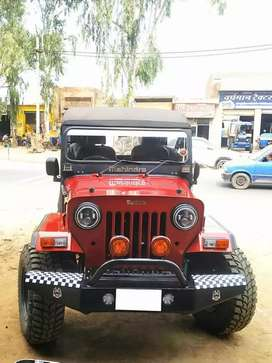 Rahul jeep modified-Order booking Now interested person call me