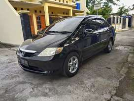 New city VTEC  th.2005 automatic
