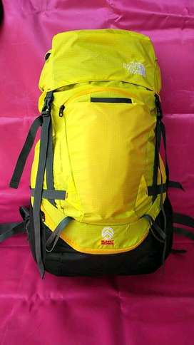 ransel ceril north face kuning