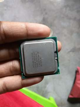 Intel dual core Pentium processor, and core to