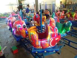 odong odong Nemo mainan edukasi eskavator excavator mini  UL