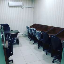 Furnished Office For Rent!
