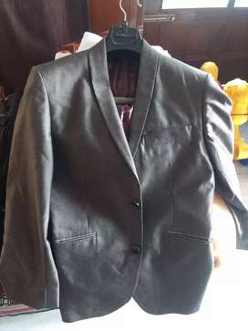 Vanhussain party wear suits brown colour