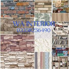 3d WALL PAPER NEW COLLECTION
