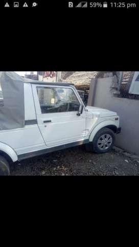 Maruti Suzuki Gypsy, 1994, Petrol