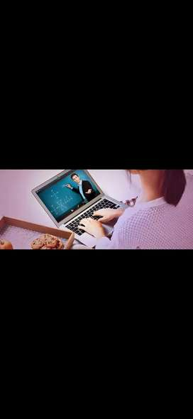 Online help in education