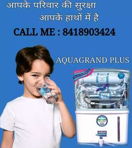 Aqua grand+ 12 liter Ro water purifier 6000 Rs/- only