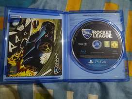 Rocket league collecters edition disk for ps4/ps5