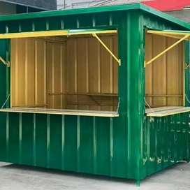 Booth Container & Etalase