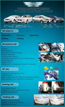 Best Auto Electrician in Rawalpindi/Islamabad for Hybrid Cars