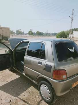 2004 Cuore  CNG+Petrol