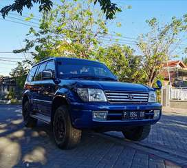 LAND CRUISER prado VX 2000 diesel AT 4x4 turbo matic landcruiser 3.0
