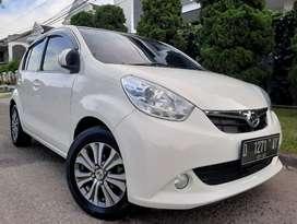 Daihatsu Sirion D Matic Tahun 2012/2013 ISTIMWA No Manual TT Agya Brio