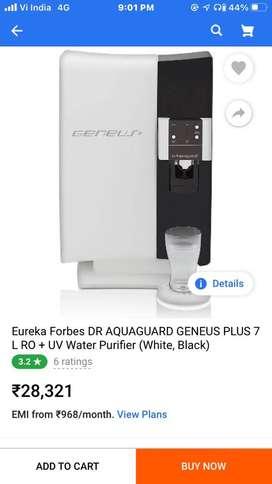 Aquaguard Genius +