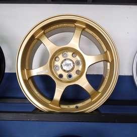 Velg mobil R16 import HSR Yuzawa untuk Avanza xenia Mobilio Vios Freed