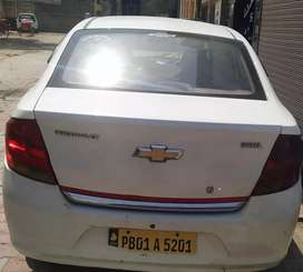 Chevrolet sail sedan Ola uber and Indrive attach