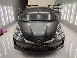 Honda Jazz RS Manual 2012