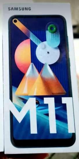 Samsung galaxy M11 baterai besar