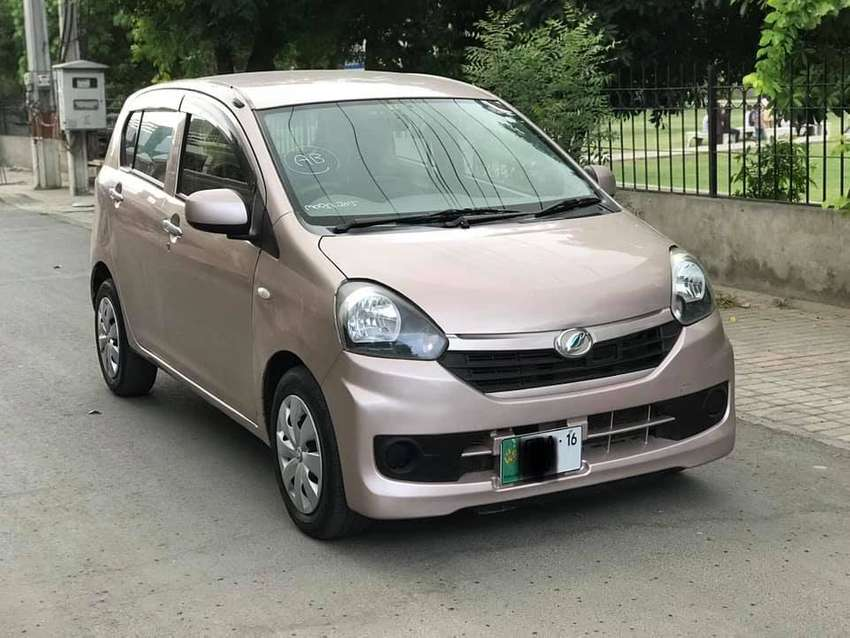Daihatsu Mira 2015/2016 Good Condition 0