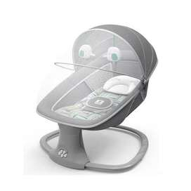 Mastela 3-in-1 Deluxe Multi-Functional Bassinet Grey