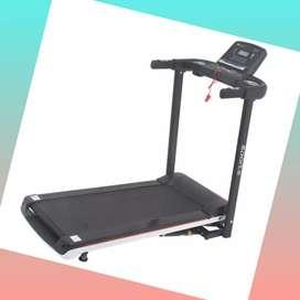 treadmill elektrik EXONE-678 alat fitnes electric