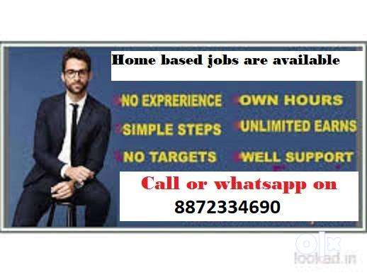 .Huge Opening for all Job Seekers  Home based Data Entry Project 0