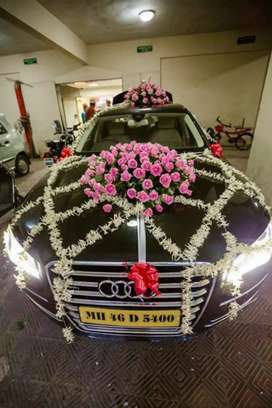 Luxury Car for Rent for Wedding and Functions