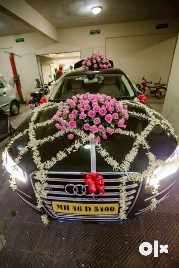 Luxury Car for Rent for Wedding and Functions 0
