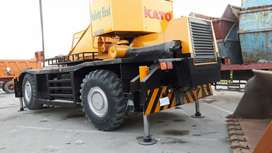 Construction Machinery; Cranes, Loaders, Excavators FOR SALE