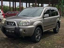Dijual Nissan Xtrail T30 Manual 2007