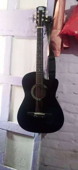 Guitar 2 month old 1500