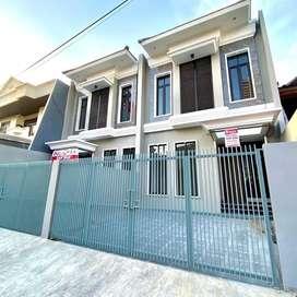 Darmo Permai Timur Rumah Modern Baru Gress SHM Selatan HR Muhammad KPR