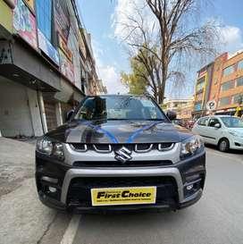 Maruti Suzuki Vitara Brezza, 2018, Diesel