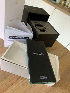 A brand new huawei p30 pro with extra GT watch for sale
