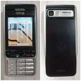 Nokia 3230 mulus normal siap pakai bukan 6270