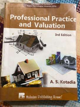 Professional practice and valuation