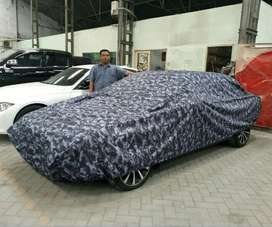 doreng army car cover mantel selimut sarung mobil