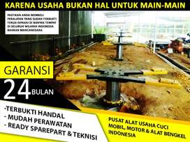 Hidrolik Cuci Mobil Thunder-X 4 Ton Gaung Anak Serka