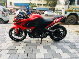 PULSAR RS200 WITH LOAN FACILITY